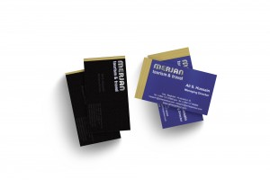 Business Card Mockup 20 (Free Version)